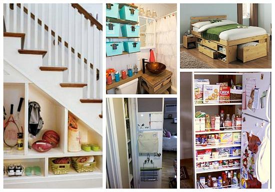 Organizzare gli spazi in una casa piccola ecco i segreti - La piccola cucina milano ...