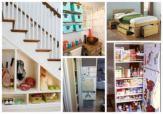Organizzare gli spazi in una casa piccola ecco i segreti for Arredare case piccole